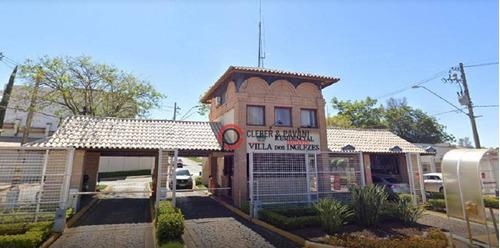 Imagem 1 de 2 de Terreno Cond. Villa Dos Inglezes - Te0369