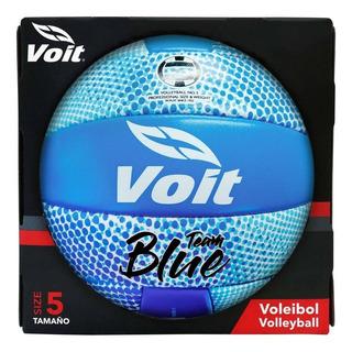 Balón Voleibol Voit Team Blue Sintético No.5