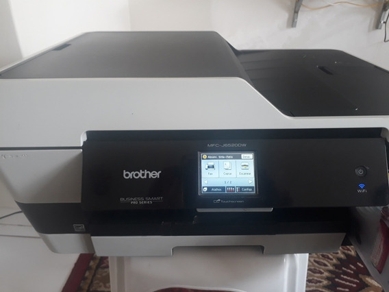 Impressora Brother Mfc-j6520dw