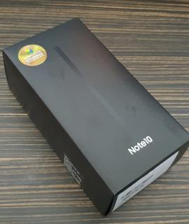 Celular Samsung Galaxy Note 10 - 256gb - 8gb Ram Preto