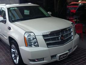 Cadillac Escalade Esv 6.2 Platinum At 2014