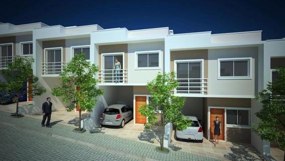 Casa À Venda Condomínio Fechado 3 Dormitórios Sendo 1 Suíte Com Closet 2 Vagas Santa Cândida Campinas. - Ca0373