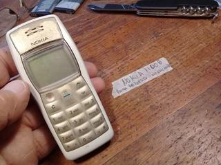Telefono Celular Nokia 1100 Para Repuestos