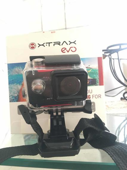 Câmera De Aventura Xtrax Evo