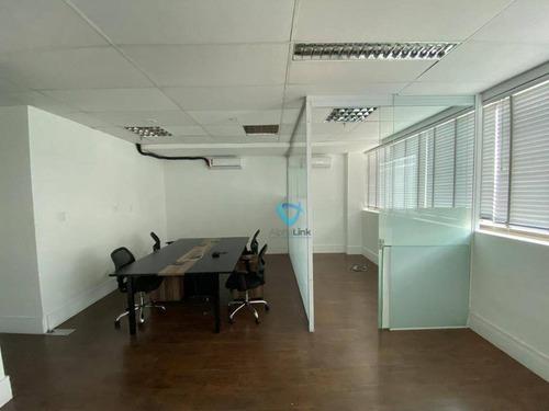 Imagem 1 de 8 de Sala Para Alugar, 160 M² Por R$ 6.000,00/mês - Alphaville - Barueri/sp - Sa0411