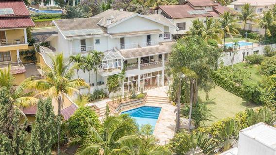 A Casa Da Magali - Casa De Alto Padrão À Venda No Condominio Village Visconde De Itamaracá - Valinhos - Sp - Ca6197