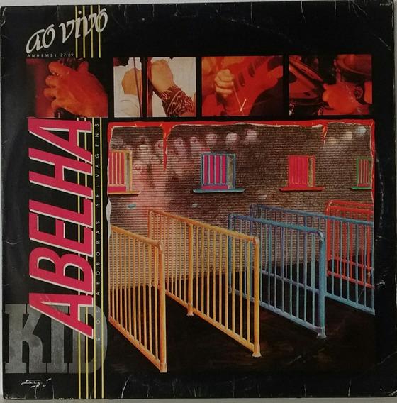 Lp - Kid Abelha Ao Vivo No Anhembi Sp 1986