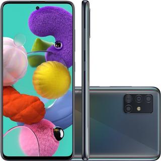 Smartphone Samsung Galaxy A51 128gb Preto - A515f