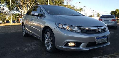 Imagem 1 de 15 de Honda Civic  2.0 Flex