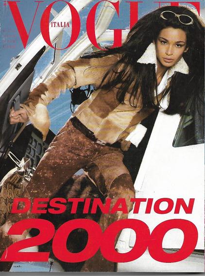 Vogue Italia 1999 Caroline Gisele Bundchen Frete Grátis