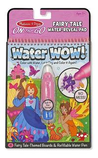Libro P Pintar Melissa Doug Lapiz De Agua Cuentos Hadas Ctas