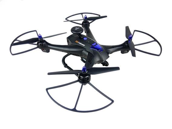 Drone Com Câmera Hd Profissional Retorno Automatico