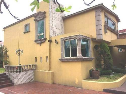 Rento Preciosa Residencia En Cd. Satélite