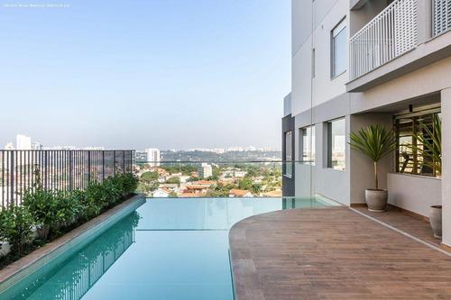 Apartamento Duplex Para Venda Em São Paulo, Sumarezinho, 1 Dormitório, 1 Banheiro, 1 Vaga - Cap3243_1-1453183