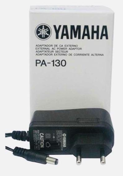 Fonte Para Teclado Yamaha Pa130 12v 1a Produto Original 110v