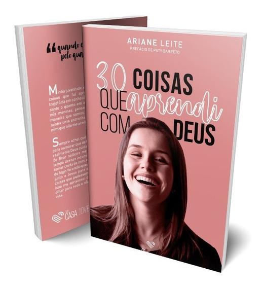 Livro 30 Coisas Que Aprendi Com Deus