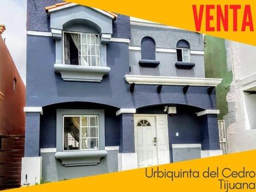 Casa Venta En Urbiquinta Del Cedro Tijuana ¡fácil Acceso!