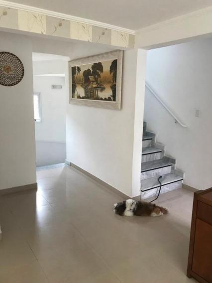 Casa Em Vila Cascatinha, São Vicente/sp De 134m² 3 Quartos À Venda Por R$ 550.000,00 - Ca151605