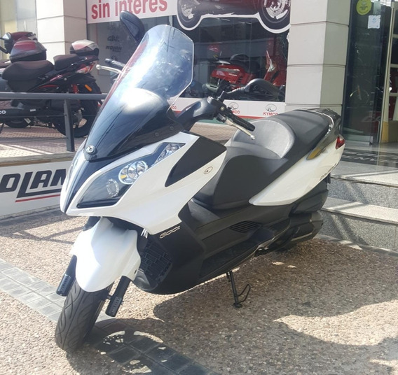 Kymco Downtown 300i - Isafranco