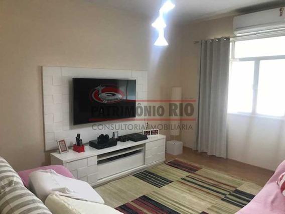 Espetacular Apartamento Em Vista Alegre - Paap23012