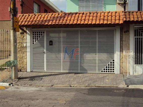 Sobrado Frontal , Geminado De Um Lado , A 1.000 Metros Do Shopping Penha - 2792