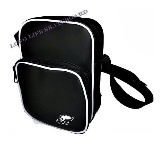 Sholder Bag Big Black Sheep Impermeável Lançamento Preta