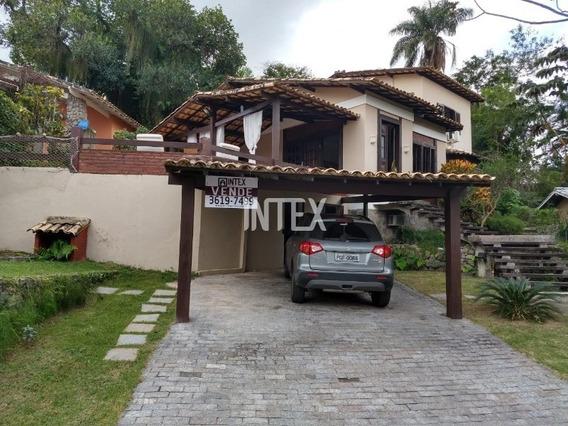 Casa Em Condomínio De Luxo Para Alugar Em Itaipu - Ca00163 - 34164259