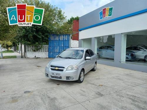 Chevrolet Aveo Lt 2011 1.6