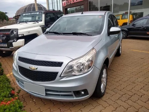 Imagem 1 de 10 de Chevrolet Agile Ltz 2012/12