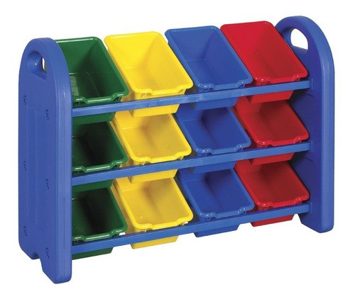 Organizador De Juguetes Juguetero Niños Plastico