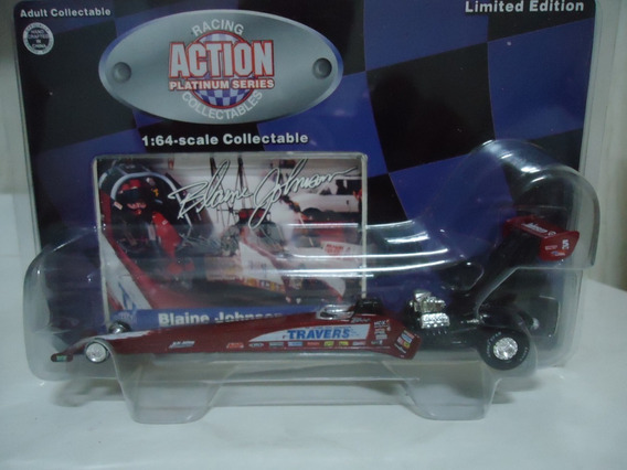 Dragster 1996 Action Racing Collectables 1/64
