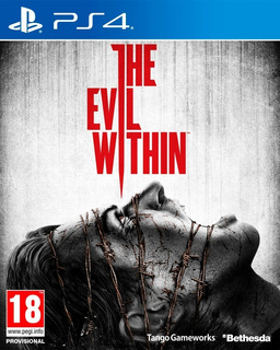 The Evil Within Ps4 Digital Gcp