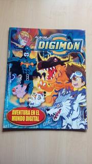 Album Digimon 1 Completo