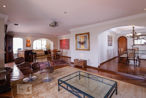 Apartamento Para Aluguel - Perdizes, 4 Quartos,  300 - 893264099