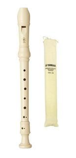 Flauta Dulce Soprano Escolar Yamaha Yrs-23 Full