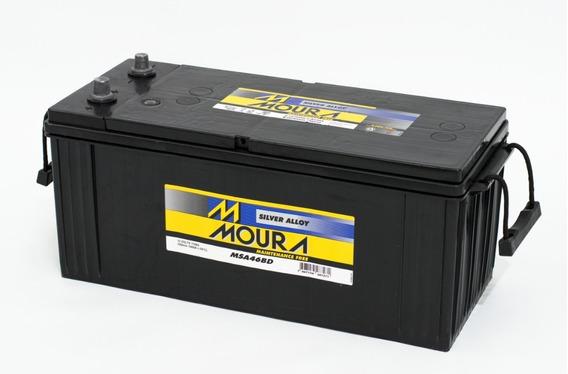 Batería De Camión 12 X 180 Moura - Msa 46 Bd 12x180