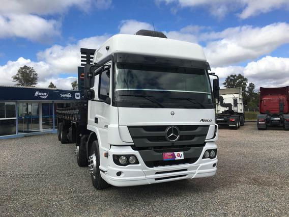 Mercedes-benz Atego 2430 8x2 2015