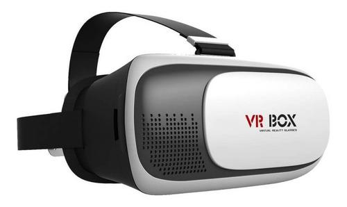 Lentes Realidad Virtual Y Aumentada Vr Box 2.0 Lente 3d ®