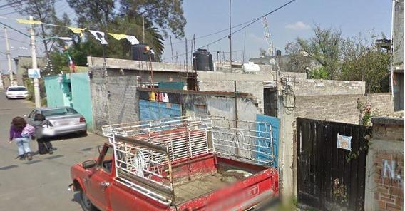 Excelente Inversión Casa En Alcaldía Tláhuac Remate Hipotecario