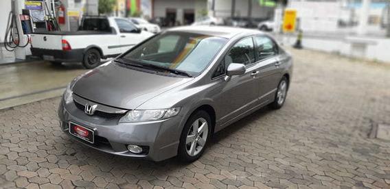Honda - Civic Lxs 1.8 16v Flex Automatico 2010