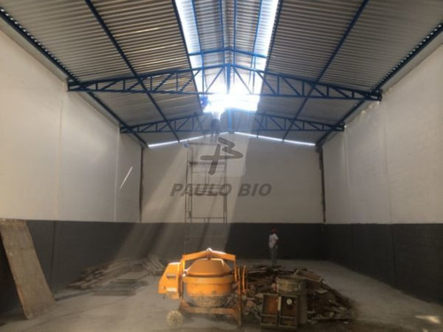 Imagem 1 de 12 de Galpao Industrial - Vila Santa Cecilia - Ref: 2115 - L-2115