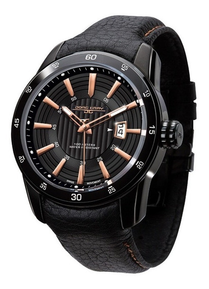 Reloj Jorg Gray Jg3700-12 Hombre Original