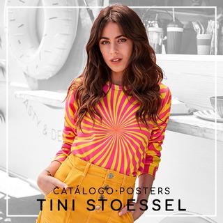 Posters De Tini Stoessel En Mercado Libre Argentina