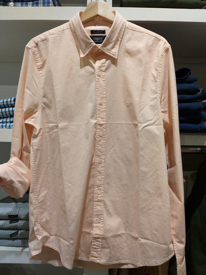 Camisa Fit Slender Colores Talles Lisa Legacy Original Local