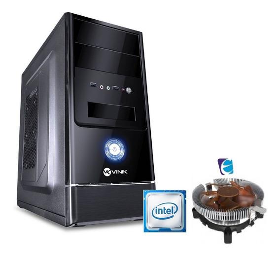 Computador Pc Intel Core I3 2100 01ua H61 S 8gb Tg Ssd120gb