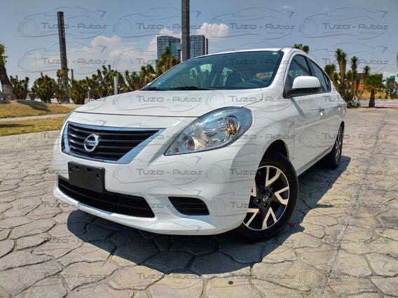 Nissan Versa 1.6 Sense Automatico 2012