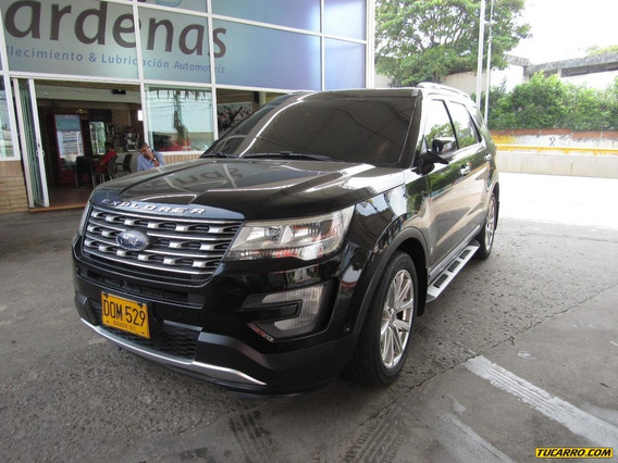 Ford Explorer Limited 7 Puestos Full
