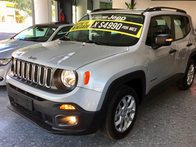 Jeep Renegade 1.8 Sport Plus Manual Benevento Automotores