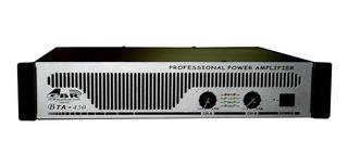 Gbr Bta-450 Potencia Amplificador 640w 4 Ohms / 440w 8 Ohms