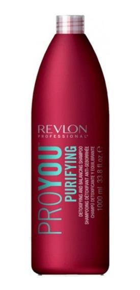 Shampoo Purifying Proyou X1000 Ml Revlon Professional